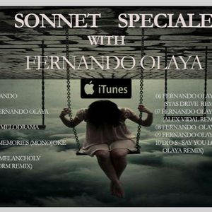 Sonnet Speciale With Fernando Olaya Episode #9