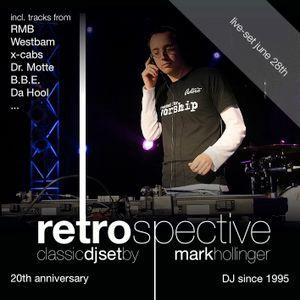 Retrospective - 20th Anniversary