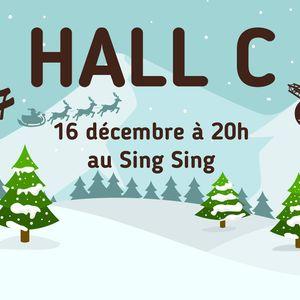 Hall Christmas - 16/12/2017