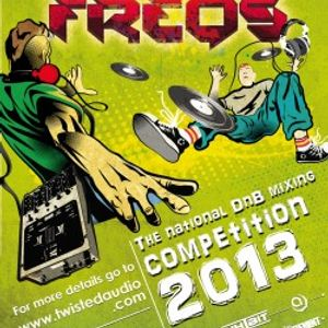 Homegrown FreQs 2013 Mix