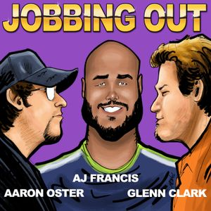 Jobbing Out - April 14, 2016 (Moose joins live from Dallas, Steve Migs joins us)