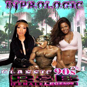 Classic 90s Female RnB Legends Mix Part 1