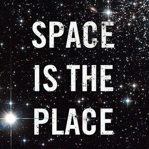 Space Is The Place #1524: Spacestramentals