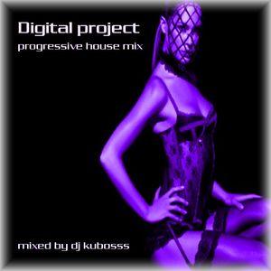 Digital project progressive house mix