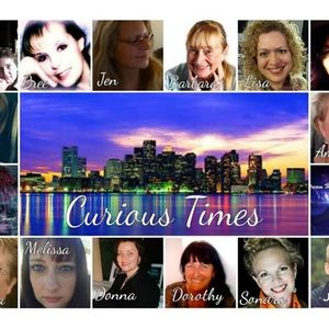 Curious Times - Amish Comedian and Suezee Duty, Readings and Discussion
