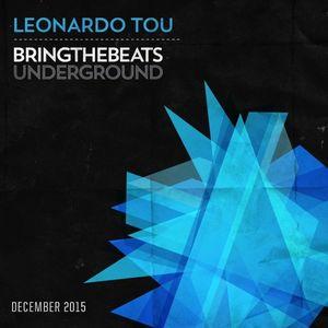 Leonardo Tou – the bringthebeats underground - December 2015