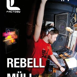 TechnoLogic Factory Chart #1 October by Rebell Mull