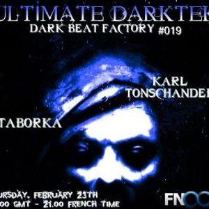 Taborka - Dark Beat Factory#019 - Ultimate Darktek Special set - FNOOB.COM