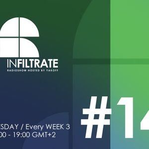 Yakoff - INFILTRATE #14 On InsomniaFM (Apr 2011)
