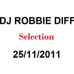 DJ Robbie Diff - Mix02 25/11/2011