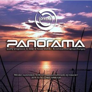 Panorama @ Prime FM 024 - Mixed By Chris Armour | 20141016