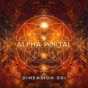 Alpha Portal (Astrix & Ace Ventura) - Dimensions 001 MIX