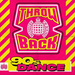 THROW BACK 90S DANCE - MINISTRY OF SOUND (CD3)