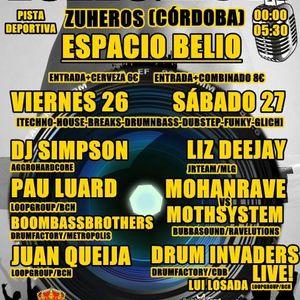 Sesion Festival Luzes (Ganadora concurso de djs)