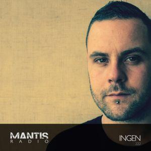 Mantis Radio 222 + Ingen