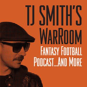 Week 10 Waivers & Week 9 Analysis - Ep. 62 - TJ Smith's WarRoom - Fantasy Football Podcast