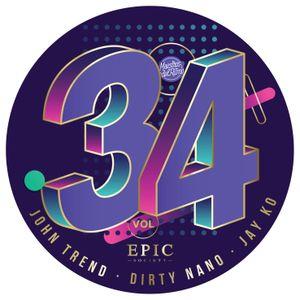 Maestros del Ritmo vol 34 - Official Mix by JohnTrend DirtyNano JayKo