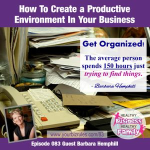 How To Create A Productive Environment in Your Business