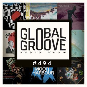 494 Global Groove - Dj Masaya