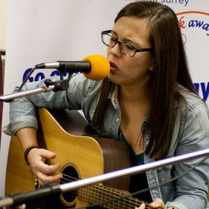 Under The Radar Live Sessions on Brooklands Radio with Sara Robalo 10 November 2013