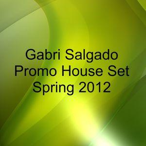 GABRI SALGADO - PROMO HOUSE SPRING 2012