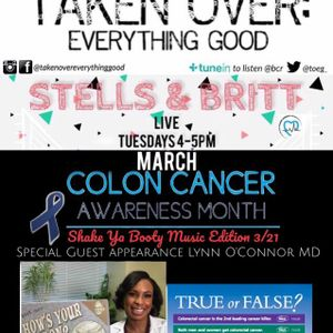 TOEG Colon Cancer Awareness with Dr. Lynn O'Connor MD