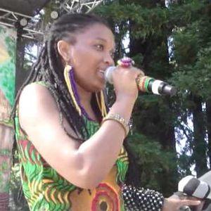 Nkulee Dube - Reggae on the River 2012