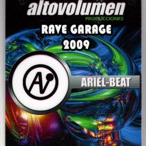Ariel Beat @ Rave Garage 2009 (18-09-2009)