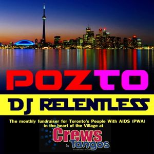 POZ-TO One Year Anniversary Mix (Fundraiser for Toronto's PWA)
