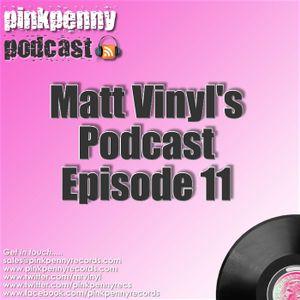 Mr Vinyl - Podcast Episode 11