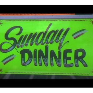 The Sunday Dinner: Our Blessed Hope + Christ in the Tabernacle