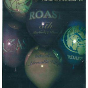 DJ Ron B2B JJ Frost w/ 5-0, Moose, Skibadee & Stevie Hyper D - Roast - 5th Birthday - 01.02.1997