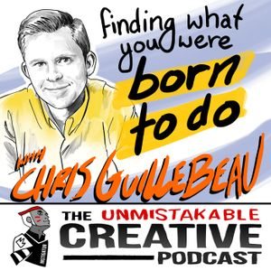 Finding What You Were Born to Do with Chris Guillebeau
