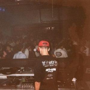 Flavio Vecchi @ Ethos Mama Club, Gabicce Mare - 1990 - ETHOS's BDay Party