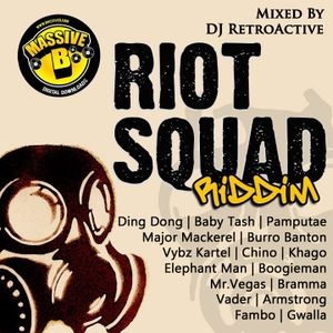 DJ RetroActive - Riot Squad Riddim Mix [Massive B Prod] - October 2011