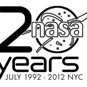 Mark Archer @  NASA 20th Anniversary, New York