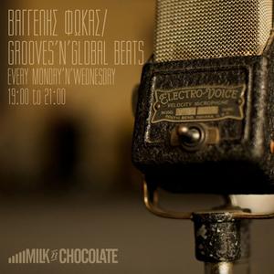 Milk'n'Chocolate radio show Nov. 11th 2013