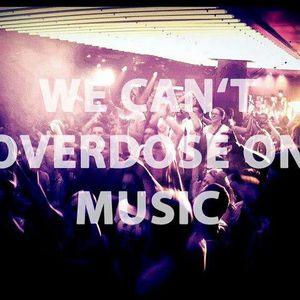 Dj Bamboocha - WE CAN´T OVERDOSE ON MUSIC