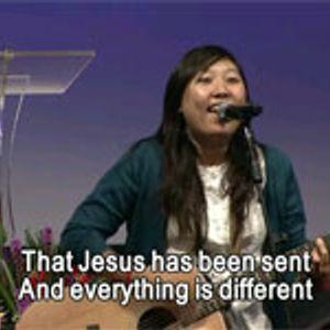 2012/11/04 HolyWave Praise Worship