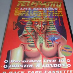Mampi Swift at Telepathy Live Sessions (Bristol)
