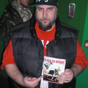 Emission La Voix du HipHop du 12 mars 2011
