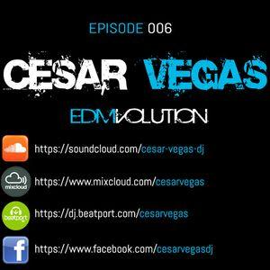 006 - CESAR VEGAS @ EDMVOLUTION