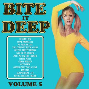 Bite It Deep Mix Vol.05 (Top of the Pops - Budget LP Special)
