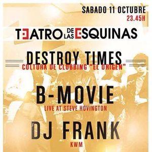 Destroy Times teatro de las Esquinas 11-10-14 vol5