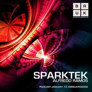 ALFREDO RAMOS - SPARKTEK (JAN13 PODCAST)