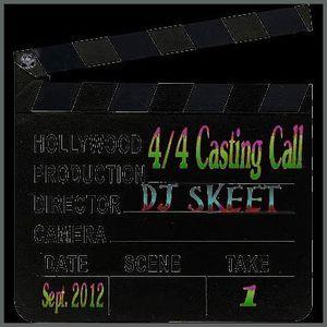 4/4 Casting Call (Sept 2012)