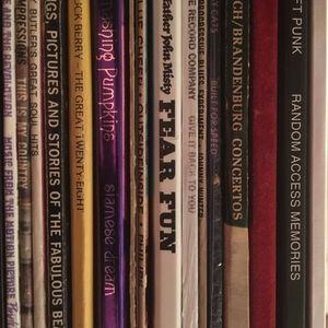 Vinyl Variety 9-14