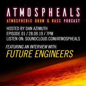 Atmospheals Podcast Episode 1 - Future Engineers Interview - Part 2