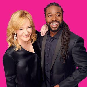 Marilyn Denis and Jamar - Friday June 21 2019