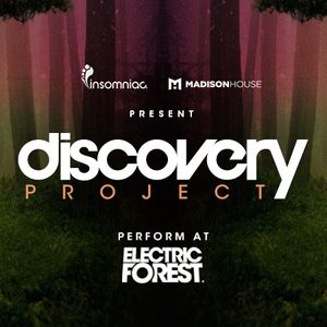 Discovery Project: Electric Forest [Rattle Me Home] -Futurama